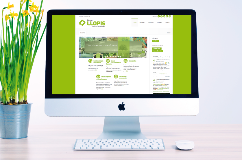WEB GRUPO LLOPIS-by Talento Marketing Solutions
