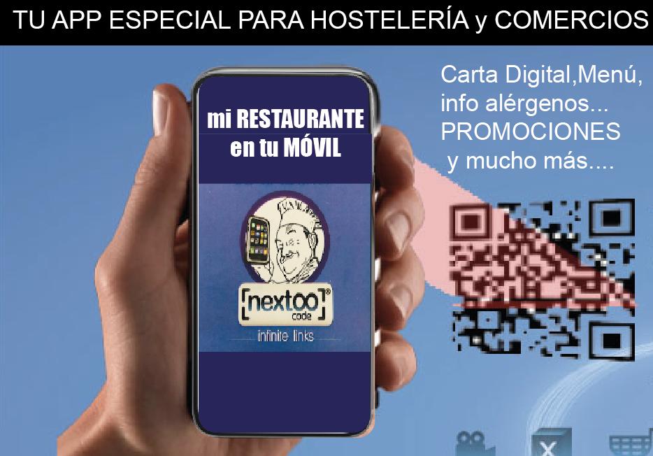 app-qr-code-nextoocode-restaurantes-cartsadigital-talentoconsulting
