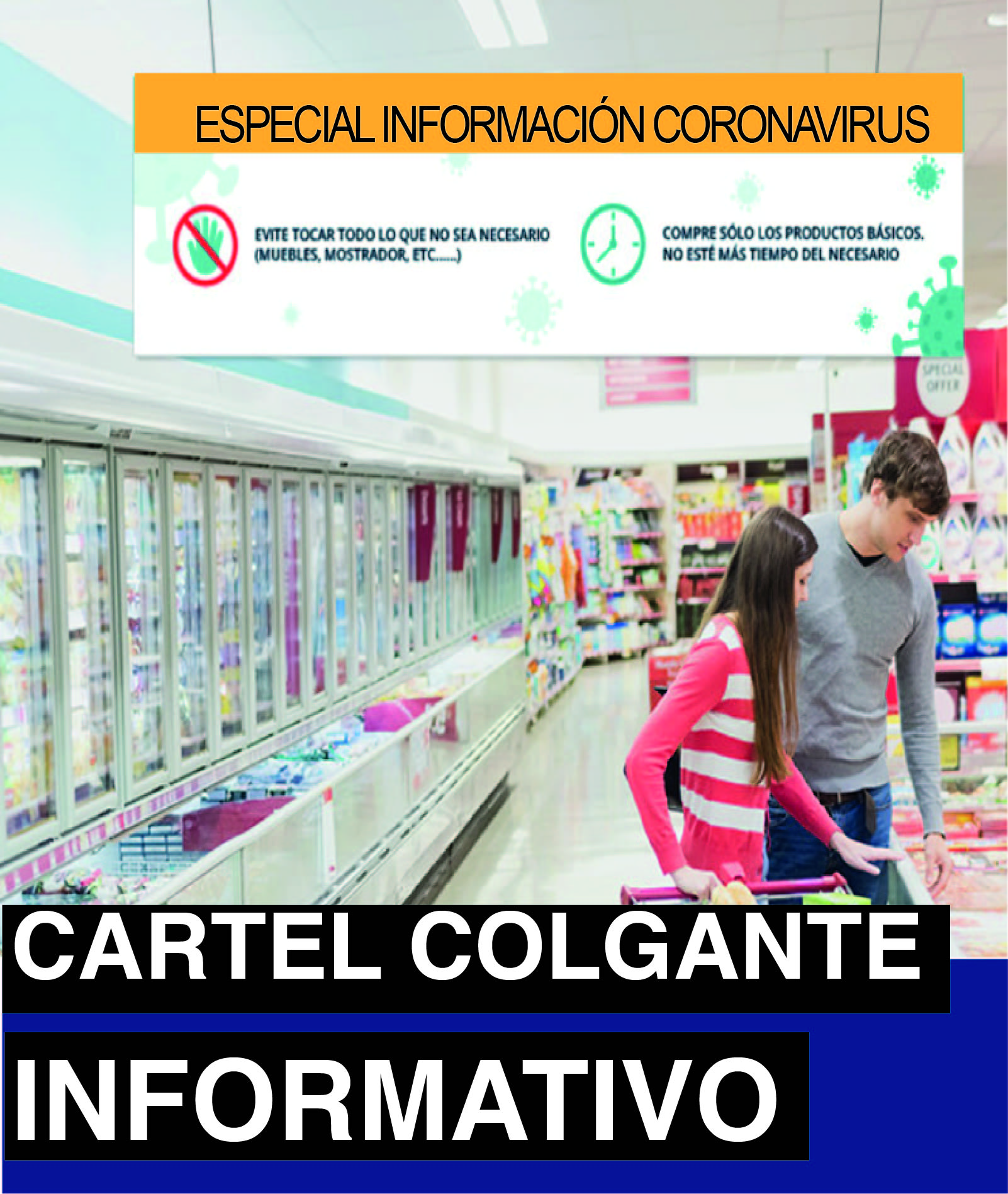 cartel colgante-informacion-covid19-talentomarketongsolutions